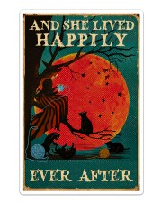 Crochet - And She Lived Happily Ever After Sticker tile