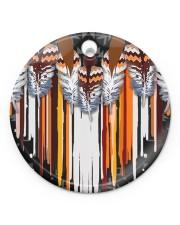 Native Ornament Circle ornament - single (porcelain) thumbnail