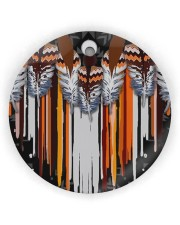 Native Ornament Circle ornament - single (wood) thumbnail
