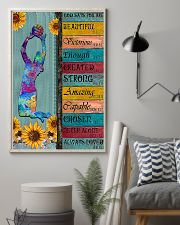 Volleyball-Says You Are Beautiful 11x17 Poster lifestyle-poster-1