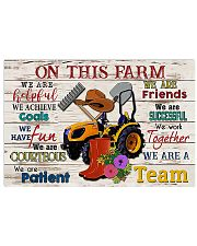 On This Farm 17x11 Poster front