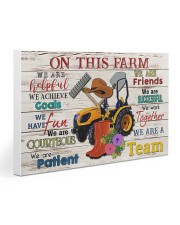 On This Farm 30x20 Gallery Wrapped Canvas Prints thumbnail