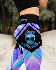 Skull Zero Given High Waist Leggings aos-high-waist-leggings-lifestyle-11