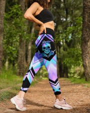 Skull Zero Given High Waist Leggings aos-high-waist-leggings-lifestyle-20