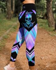Skull Zero Given High Waist Leggings aos-high-waist-leggings-lifestyle-21