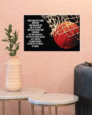 Basketball - Your Character Poster  17x11 Poster poster-landscape-17x11-lifestyle-21