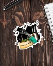 Garden Crack  Sticker - Single (Vertical) aos-sticker-single-vertical-lifestyle-front-05