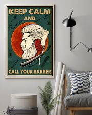Call Your Barber Poster 11x17 Poster lifestyle-poster-1