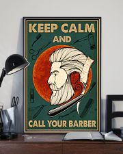 Call Your Barber Poster 11x17 Poster lifestyle-poster-2