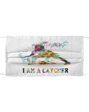 Softball - I Am A Catcher Mask tile