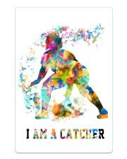 Softball - I Am A Catcher Sticker tile