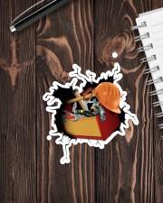 Carpenter Crack Sticker - Single (Vertical) aos-sticker-single-vertical-lifestyle-front-05