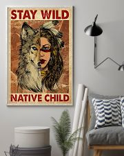 Native - Native Child 11x17 Poster lifestyle-poster-1