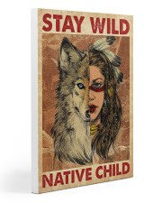 Native - Native Child 20x30 Gallery Wrapped Canvas Prints thumbnail