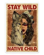 Native - Native Child Sticker - Single (Vertical) thumbnail