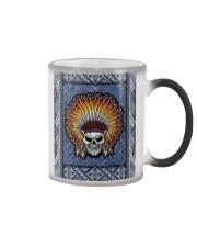 Native - Denim Color Changing Mug tile
