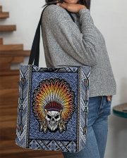 Native - Denim All-over Tote aos-all-over-tote-lifestyle-front-09