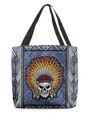 Native - Denim All-over Tote front