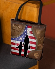 Baseball Mom Tote All-over Tote aos-all-over-tote-lifestyle-front-02