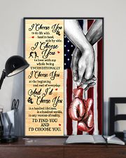 Boxing I Choose You 11x17 Poster lifestyle-poster-2