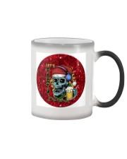 Skull - Let's Party Color Changing Mug tile