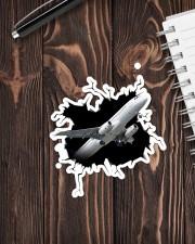 Air Plane Crack Sticker - Single (Vertical) aos-sticker-single-vertical-lifestyle-front-05