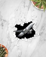Air Plane Crack Sticker - Single (Vertical) aos-sticker-single-vertical-lifestyle-front-06