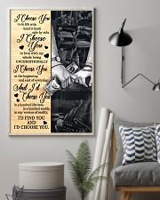 Barber - I Choose You Poster 11x17 Poster lifestyle-poster-1