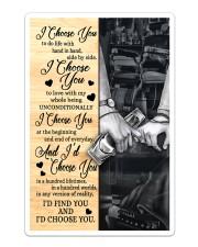 Barber - I Choose You Poster Sticker - Single (Vertical) thumbnail