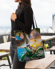 Turtle All - Over Tote  All-over Tote aos-all-over-tote-lifestyle-front-04