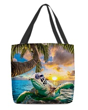 Turtle All - Over Tote  All-over Tote front