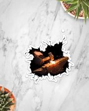 Blacksmith Crack Sticker - Single (Vertical) aos-sticker-single-vertical-lifestyle-front-06
