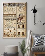 Horse Riding Knowledge  11x17 Poster lifestyle-poster-1
