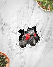 Tractor Crack Sticker - Single (Vertical) aos-sticker-single-vertical-lifestyle-front-06