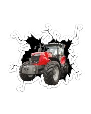 Tractor Crack Sticker - Single (Vertical) front