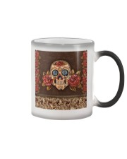 Skull Roses Color Changing Mug thumbnail