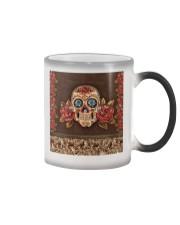 Skull Roses Color Changing Mug thumbnail