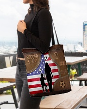 Soccer Mom Tote All-over Tote aos-all-over-tote-lifestyle-front-04