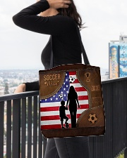Soccer Mom Tote All-over Tote aos-all-over-tote-lifestyle-front-05