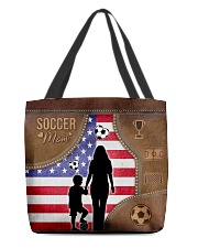 Soccer Mom Tote All-over Tote back