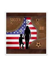 Soccer Mom Tote Sticker - Single (Vertical) thumbnail