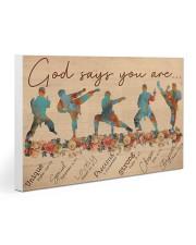 Jiu-Jitsu God Says You Are Gallery Wrapped Canvas Prints tile