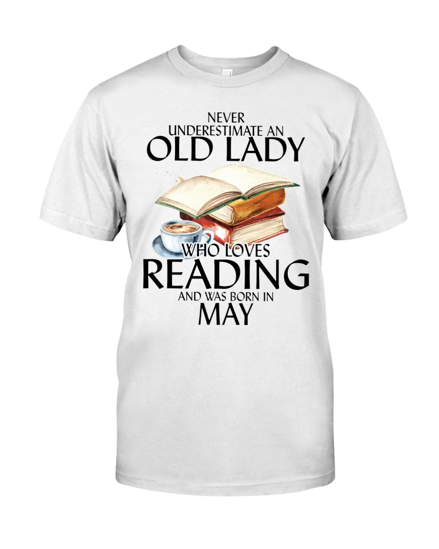 I LOVE READING Classic T-Shirt