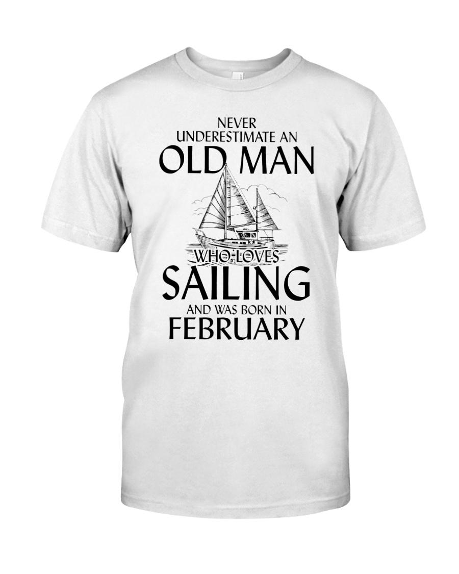 LOVE SAILING  Classic T-Shirt