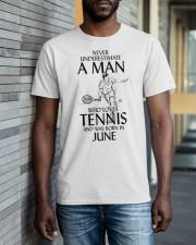 I LOVE TENNIS Classic T-Shirt apparel-classic-tshirt-lifestyle-front-40