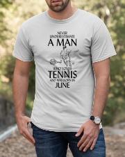 I LOVE TENNIS Classic T-Shirt apparel-classic-tshirt-lifestyle-front-53