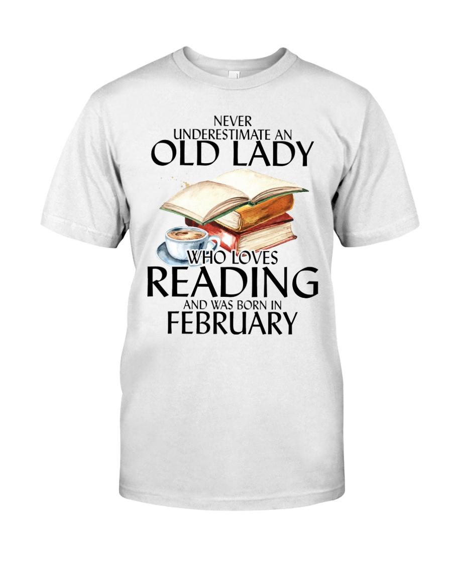 I LOVE READING Classic T-Shirt