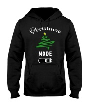 Christmas Mode On T Shirt for Women Men   Children Hooded Sweatshirt thumbnail