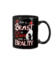 JUST A BEAST IN LOVE WITH A BEAUTY Mug thumbnail
