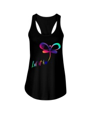 Let It Be Dragonfly Hippie For Women T-shirt Ladies Flowy Tank thumbnail